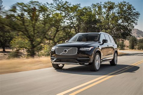volvo truck of the year 2016 volvo xc90 2016 motor trend suv of the year finalist