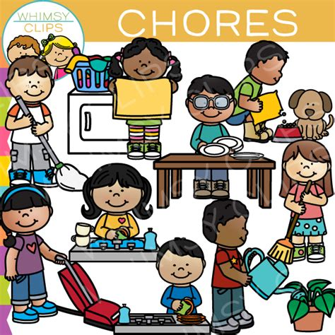 Chores Images