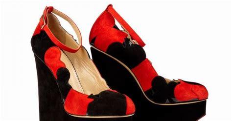 Limited Sepatu Fashion Sandal Wedges Santai Pesta Bisa foto gambar model sepatu wanita wedges terbaru modern modelsandalsepatu