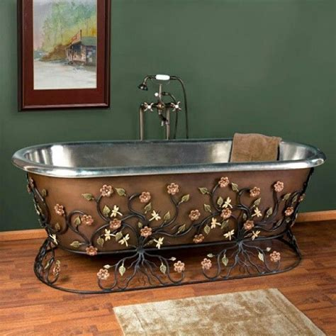 antique copper bathtub best 25 steunk bathroom decor ideas on pinterest