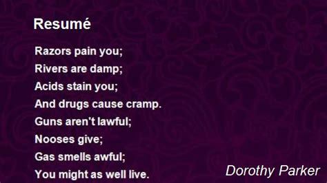 dorothy resume poem dorothy hq pictures just look it
