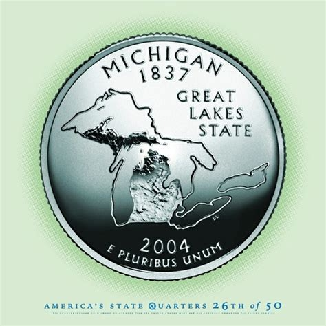 Michigan The 26th State by 17 Best Images About States Michigan On