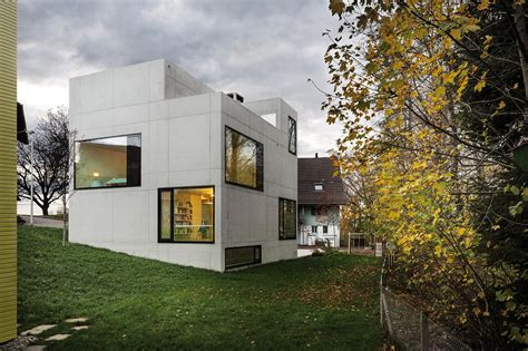 stud io building gallery of m 252 hlestrasse residential and studio building