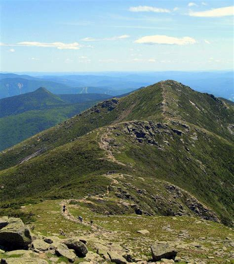 lincoln trail add franconia ridge trail a photo from new hshire