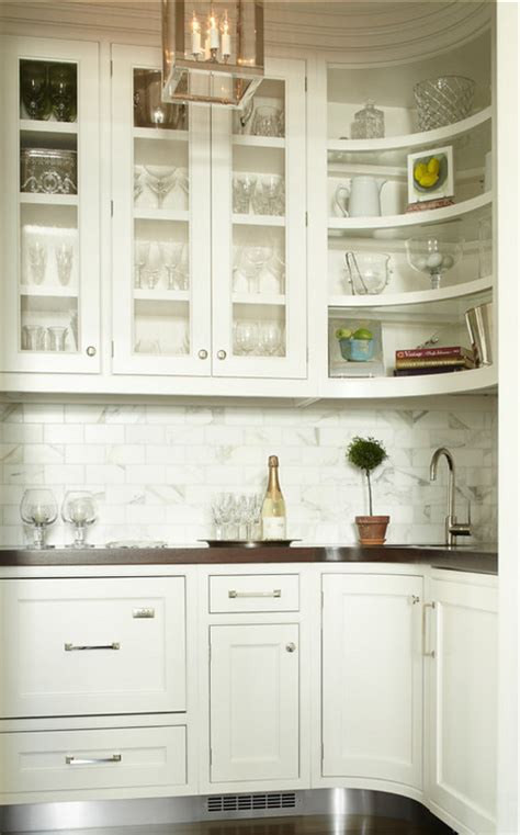 Butler Pantry Cabinet Ideas transitional white kitchen home bunch interior design ideas