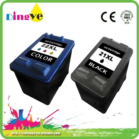 reset hp deskjet d2360 printer compatible ink cartridge for hp cartridge 21 22 c9351a