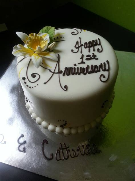 17 best images about anniversary cakes on