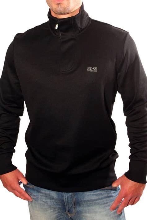 Hoodie Zipper Bmth True Friends C3 mens hugo black half zip cardigan sweatshirt in black sweat 50230951 001 clothing from