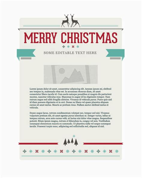 christmas email marketing templates christmas email