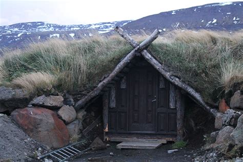 house built into hill iceland in pictures day 8
