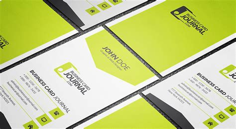 Pages Vertical Business Card Template by Free Corporate Style Vertical Business Card Template