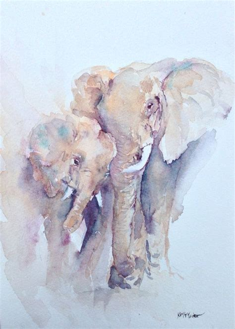 1000 ideas about elephant watercolor on elephant watercolor painting and