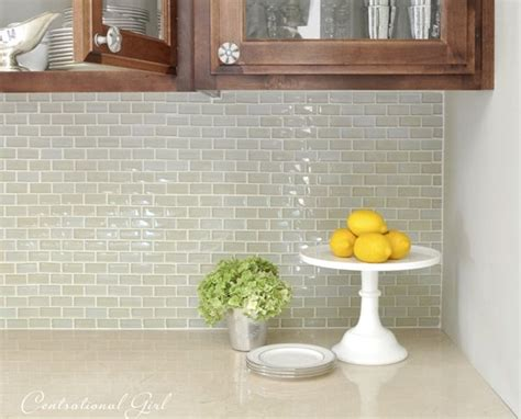 mini subway tile kitchen backsplash mini subway tile home sweet home pinterest