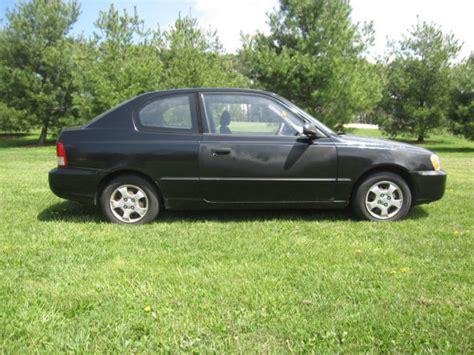 2000 hyundai accent l hatchback 3 door 1 5l