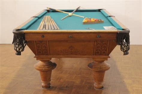 brunswick balke collender pool table antique brunswick pool tables 1915 antique brunswick 9 ft