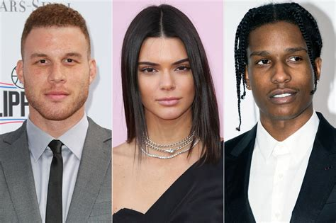 who is kendall jenner dating kendall jenner boyfriend kendall jenner seeing blake griffin a ap rocky source