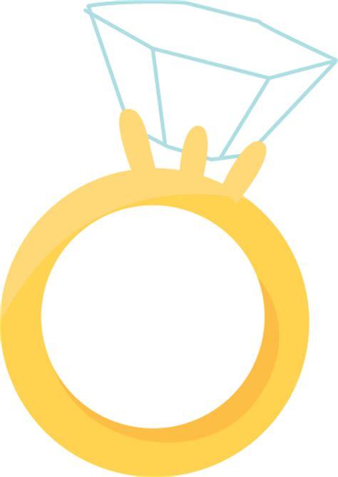 Matrimonio Clipart - clipart de anillos de compromiso y anillos de boda oh