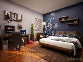 Blue Accent Wall by Gallery For Gt Dark Blue Bedroom Accent Wall