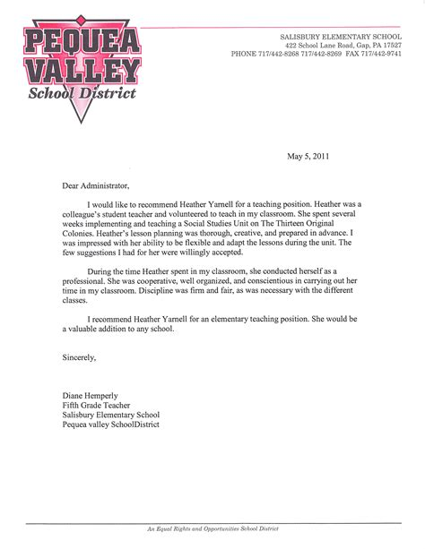Recommendation Letter For Grade Transcripts And References Beck S Electronic Portfolio