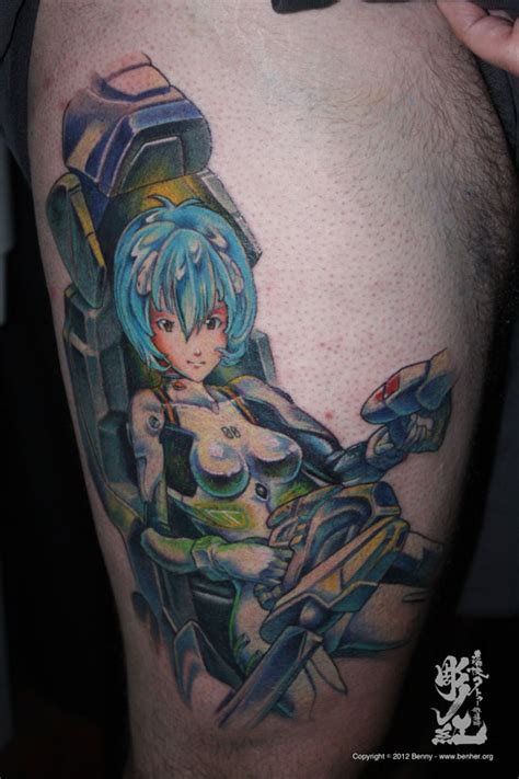 japanese anime tattoo designs japanese anime