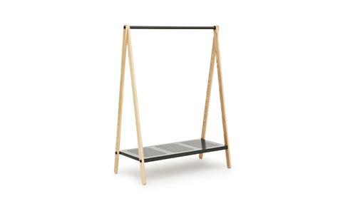 Large Rack toj clothes rack stylish wardrobe furniture in grey
