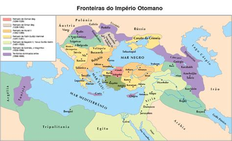 By What Means Did The Early Ottomans Expand Their Empire Hist 243 Ria Da Turquia At 233 1923