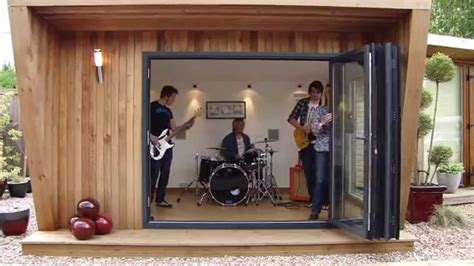 Design Tiny House by Music Studio With Acoustic Pack Treatment By Green
