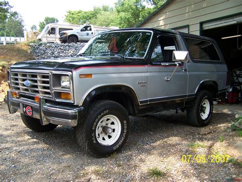 1982 Ford Bronco by 1982 Ford Bronco Bad Bronco Picture Supermotors Net