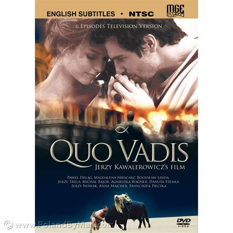 film streaming quo vadis quo vadis dvd historical films on dvd dvd other by