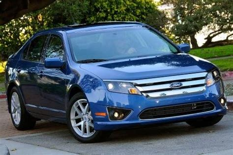 security system 2010 ford fusion auto manual used 2010 ford fusion for sale pricing features edmunds