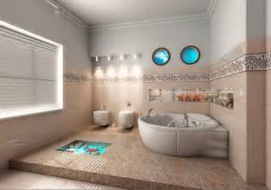 this another perfect bathroom decoration get some circle mirrors contemporary guest decor ideas