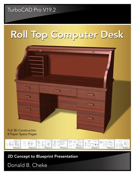 Cover Desk by Turbocad Gallery