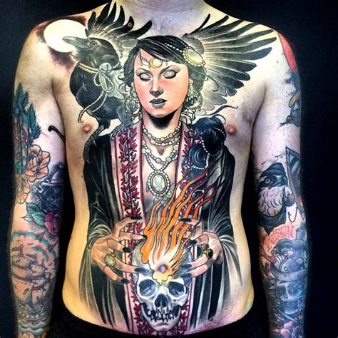 eckel tattoo instagram 17 best images about neo traditional portrait reference on