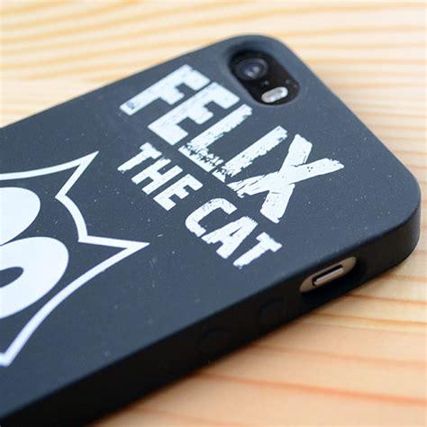 Felix The Cat Iphone All Hp iphoneカバーケース フィリックスザキャット felix the cat 5 5s用 メール便可 アメリカ雑貨 家具 看板 コカコーラグッズ通販 レイジーストア