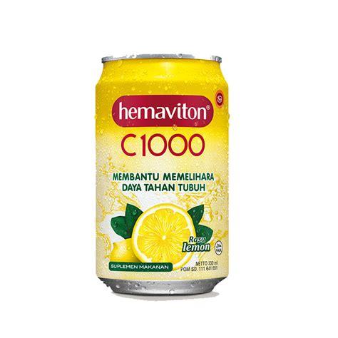 Promo Hemaviton Stamina Isi 5 Vitamin Stamina jual hemaviton c 1000 liquid 330 ml rasa lemon prosehat