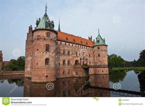 funen denmark egeskov castle funen denmark stock image image 21084827