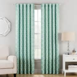Mint Blue Curtains Buy Mint Curtain Panels From Bed Bath Beyond