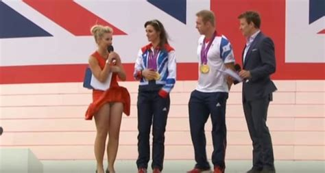 rio olympic wardrobe malfunction presenter helen skelton reveals her most embarrassing
