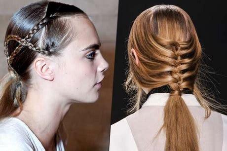 diversi tipi di trecce tipi di trecce capelli