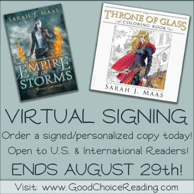 libro empire of storms throne good choice reading empire of storms throne of glass coloring book by sarah j maas virtual