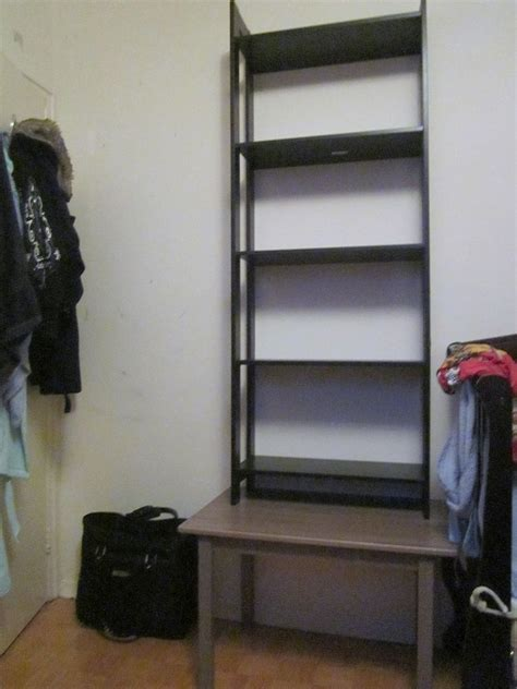 ikea bookshelf closet hack hometalk ikea hack from bookcase to custom closet