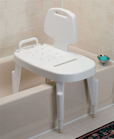 shower chair for bathtub bathroom bathtub adjustable transfer bench ebay
