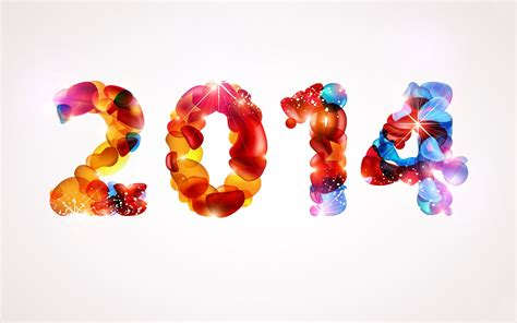 premium 2014 happy new year wallpapers