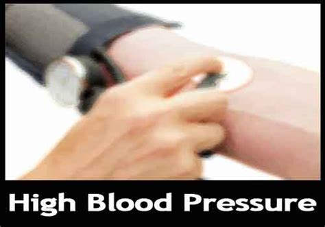 Detox Symptoms High Blood Pressure by And High Blood Pressure Effects Treatment