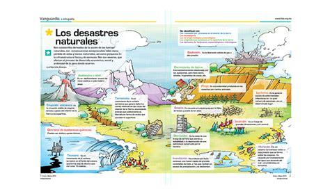 imagenes desastres naturales para imprimir infograf 237 as y mapas ilustrados pangea igualas de dise 241 o