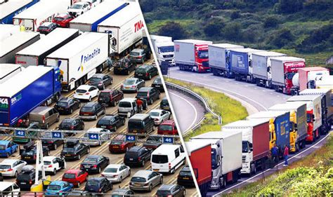 brexit dover to traffic delays if no trade deal