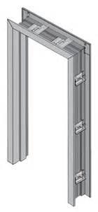 hollow metal frames borrowed lites 171 security door