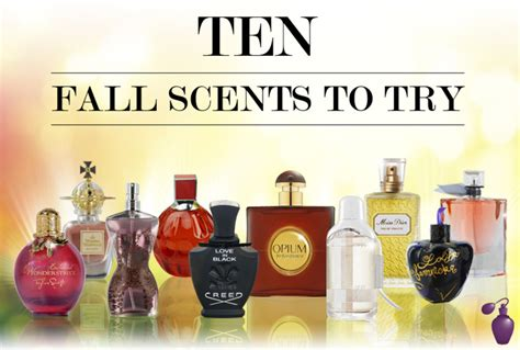 10 Sexiest New Scents For This Fall by Ten Fall Scents To Try Eau Talk The Official