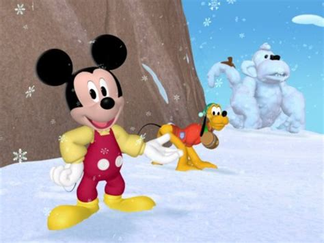 mickey mouse clubhouse pluto   rescue tv episode