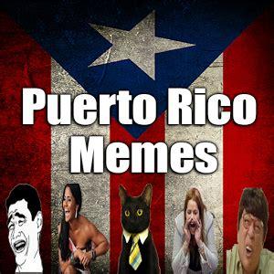 Puerto Rico Meme - site unavailable
